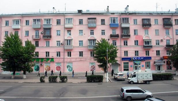 Дом на Социалистическом, 130.