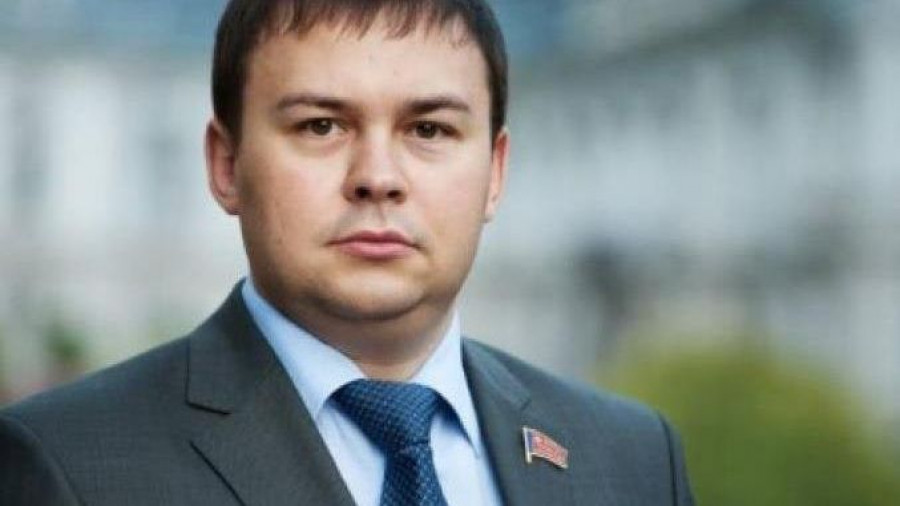 Юрий Афонин.