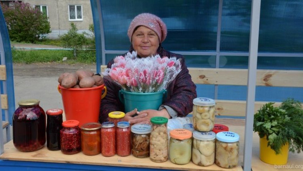 Барнаульский садовод.