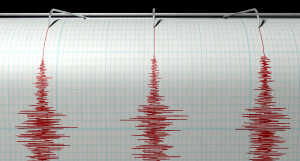 Землетрясение. Сейсмограф.