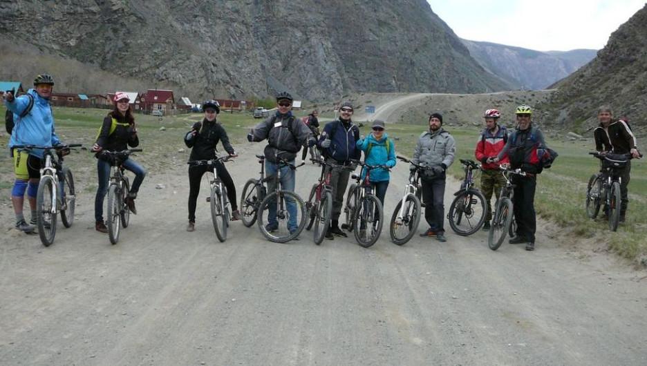 Велопоход по Горному Алтаю.