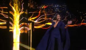 Победительница Евровидения-2016 Джамала из Украины