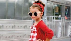 Как одевают детей модные французы.