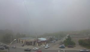 Буря в Барнауле.