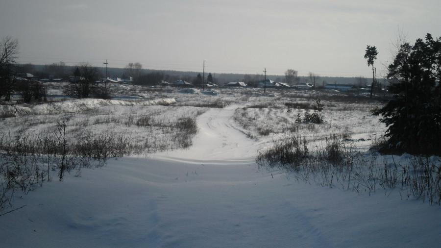 Село Столбово.