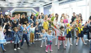 В Барнауле на детском празднике гости наказали Дарта Вейдера.