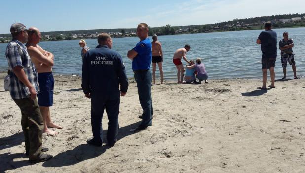 В Павловске утонул парень.