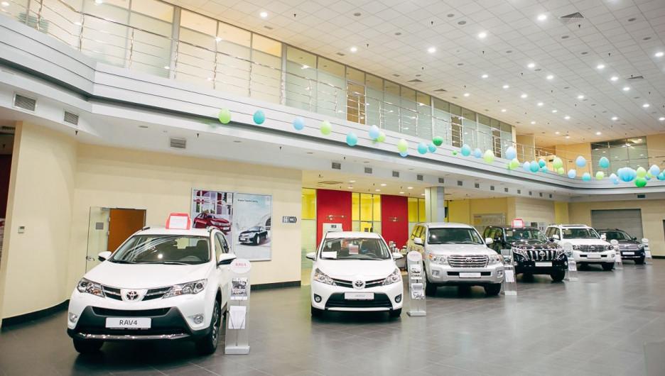 Тойота Центр Барнаул