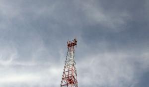 Вышка сотовой связи.