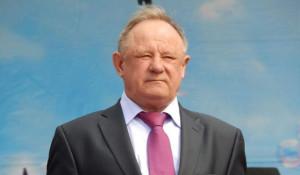 Мэр Горно-Алтайска Виктор Облогин.