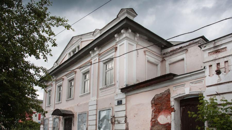 Дом купцов Морозовых.
