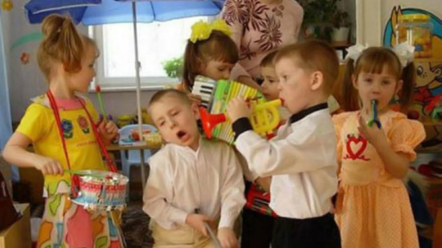 Славные деньки в детском саду