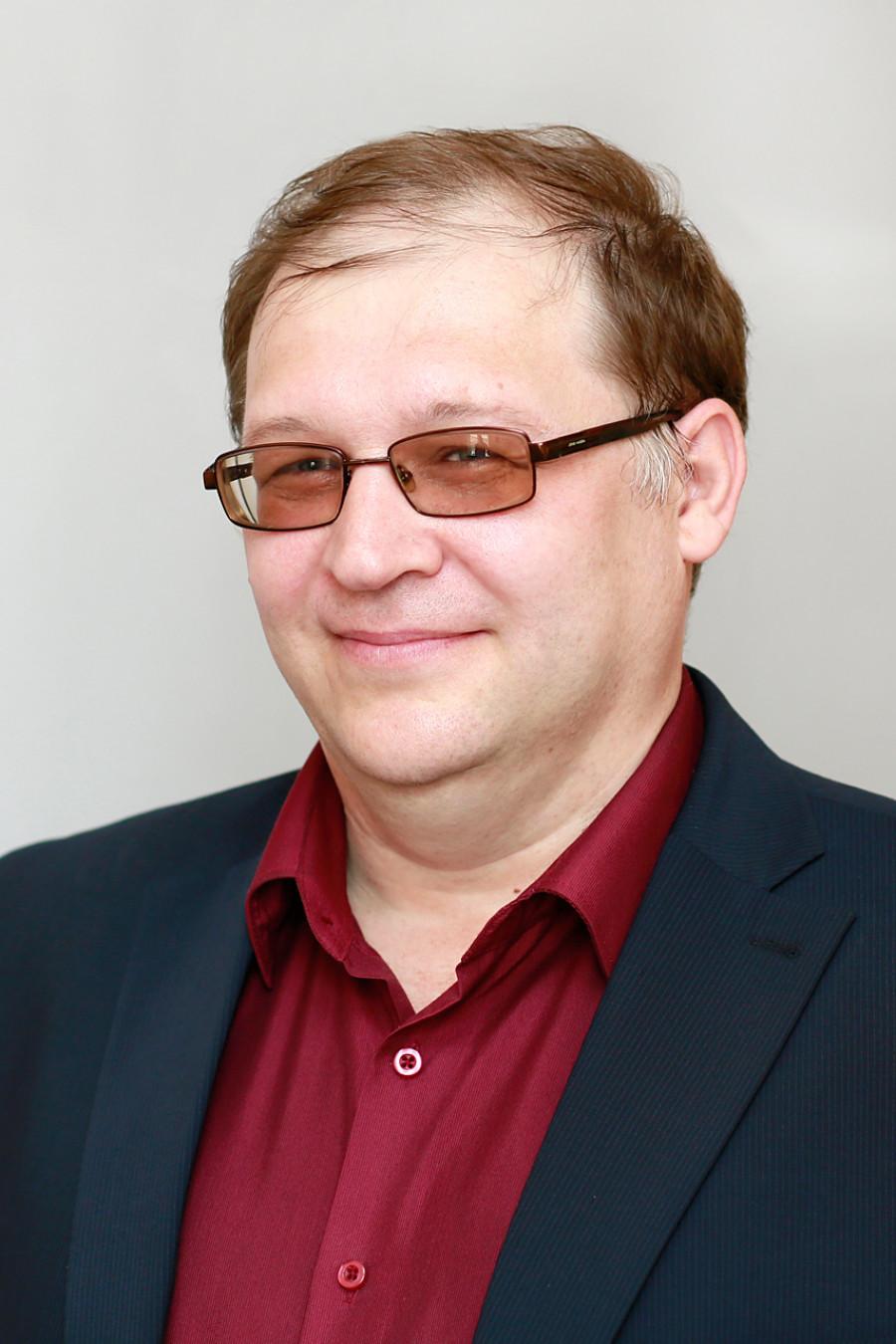 Игорь Катраков.