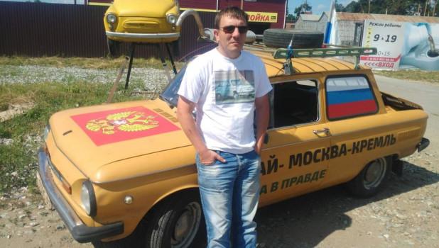Евгений Корчагин в Ижевске.