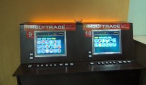 Подпольное казино.
