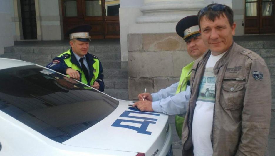 Евгений Корчагин добрался до администрации президента России.