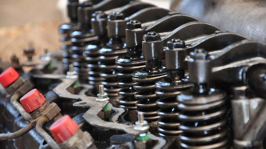 Двигатель. Механика.