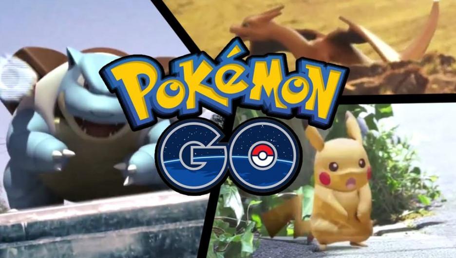 Pokemon Go.