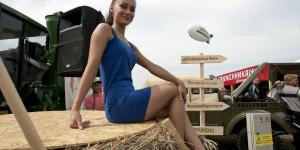 """Самые красивые девушки """"Всероссийского дня поля-2016""""."""