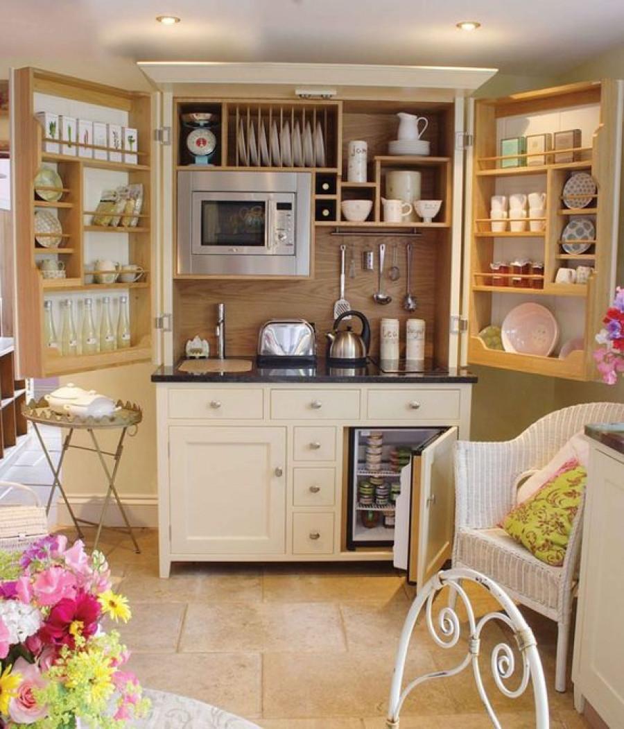 Как навести порядок на кухне изоражения