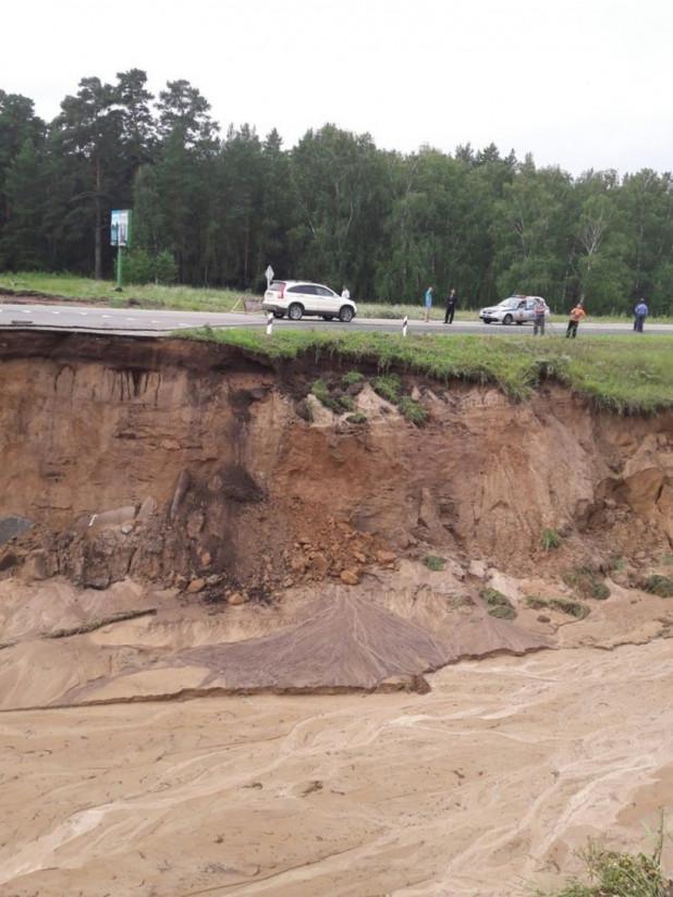 еще размыло дороги в алтайском крае батурово фото непосредственной близости располагаются