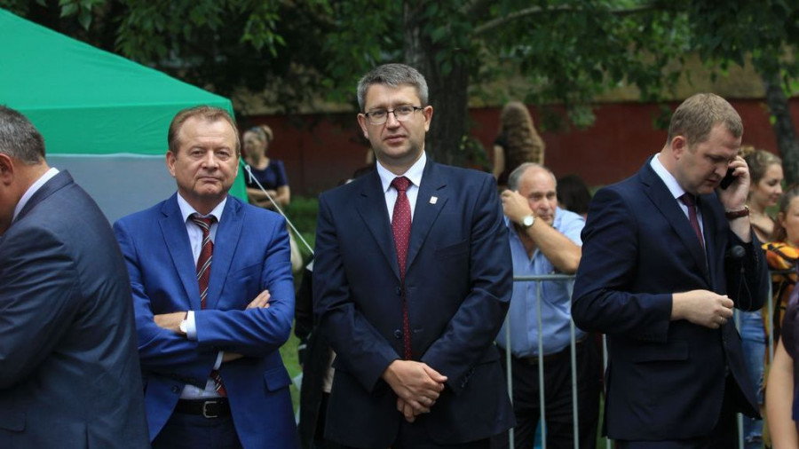Вячеслав Новиков, Юрий Еремеев, Максим Сабына.