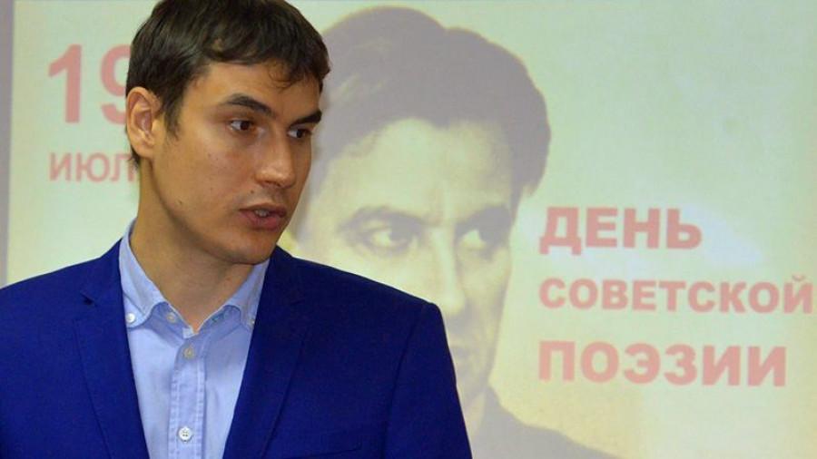 Сергей Шаргунов выступил в Клубе почитателей советского стиля. Барнаул, 19 июля 2016 года.