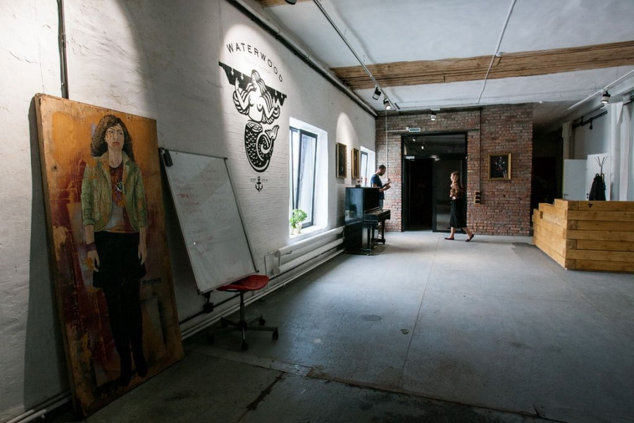 Новый офис-лофт Punk you Brands.