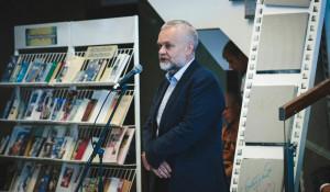 """Алексей Варламов презентовал книгу """"Василий Шукшин"""""""