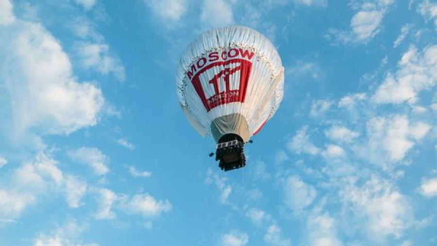 Воздушный шар Федора Конюхова.