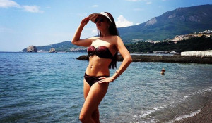 Эвелины Бледанс, телеведущая, 47 лет