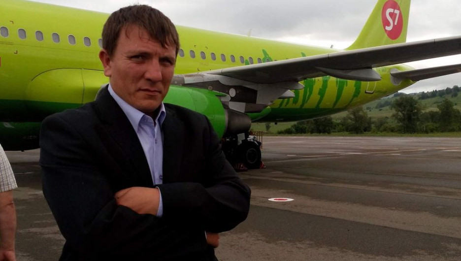 Евгений Корчагин в Москве.