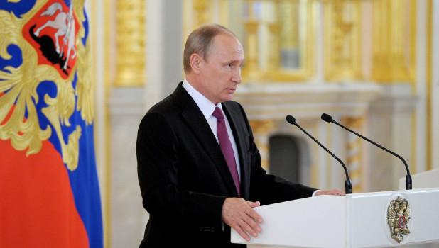 Владимир Путин встретился с российскими спортсменами.