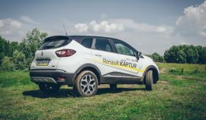 Renault Kaptur в Барнауле