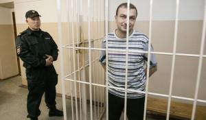 Александр Мастинин в суде.