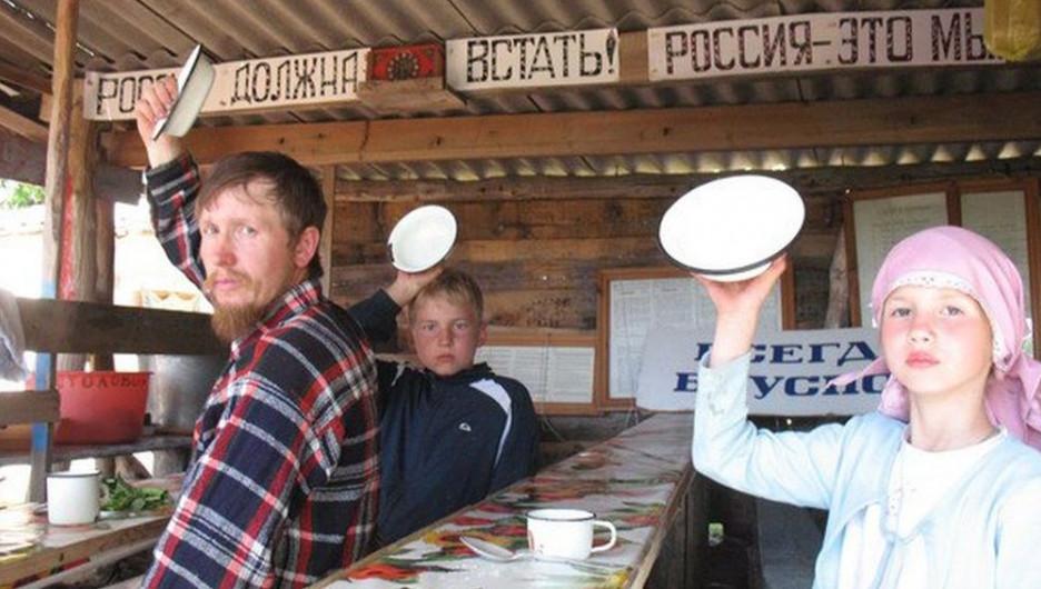 Миссионер и подвижник Игнатий Лапкин закрыл свой детский лагерь-стан.
