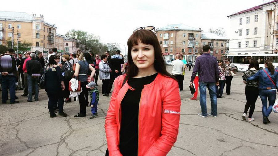Вероника Лапина.