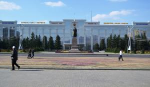 Достопримечательности Усть-Каменогорска