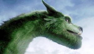 """Кадр из фильма """"Пит и его дракон""""."""