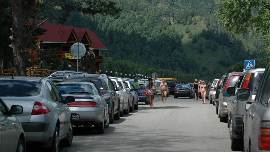Туризм на Алтае. Бирюзовая Катунь.