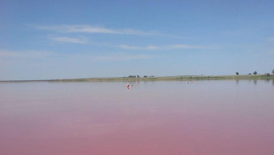 Малиновое Озеро.