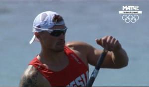 Андрей Крайтор вышел в финал Олимпиады.