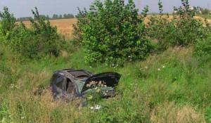 ДТП в Петропавловском районе. 18 августа 2016 года.