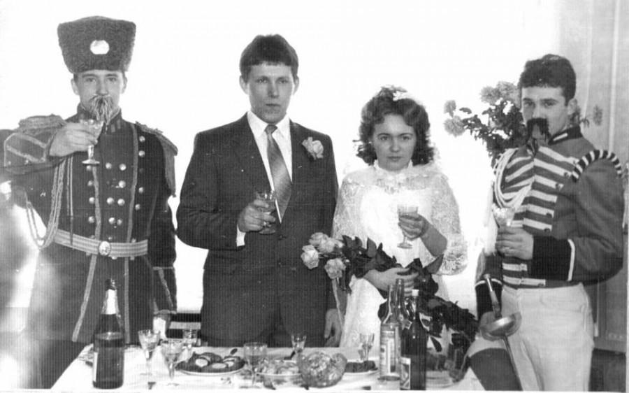 Барнаул, 1984 год.