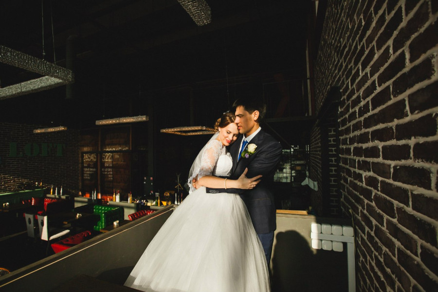 Свадебное фото, 2016 год.