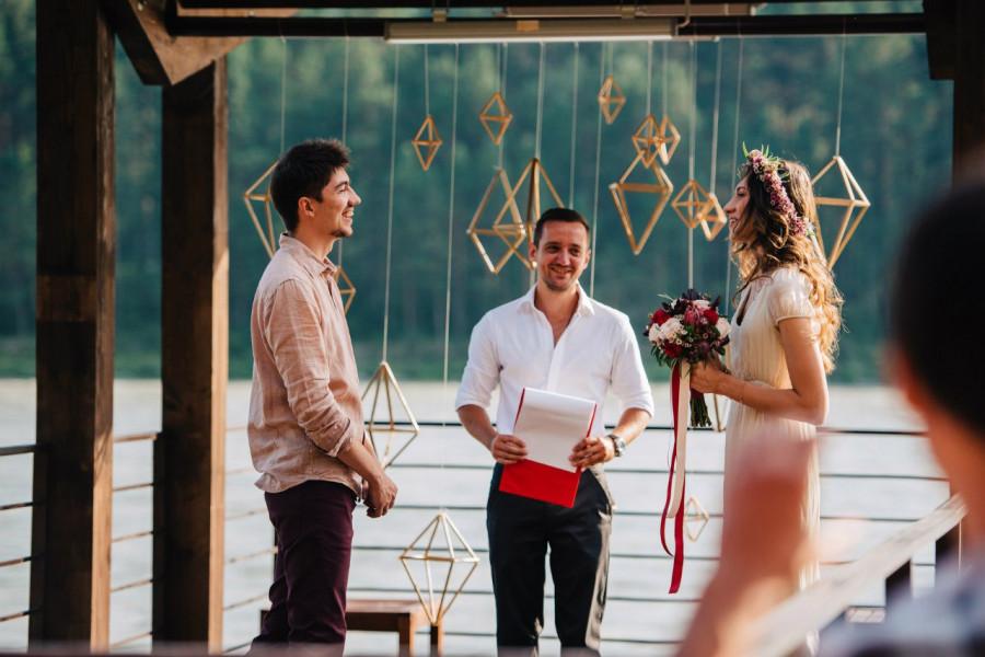 Свадебное фото, 2015 год.