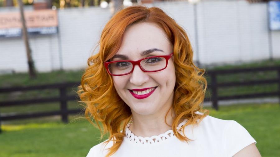 Юлия Варламова.