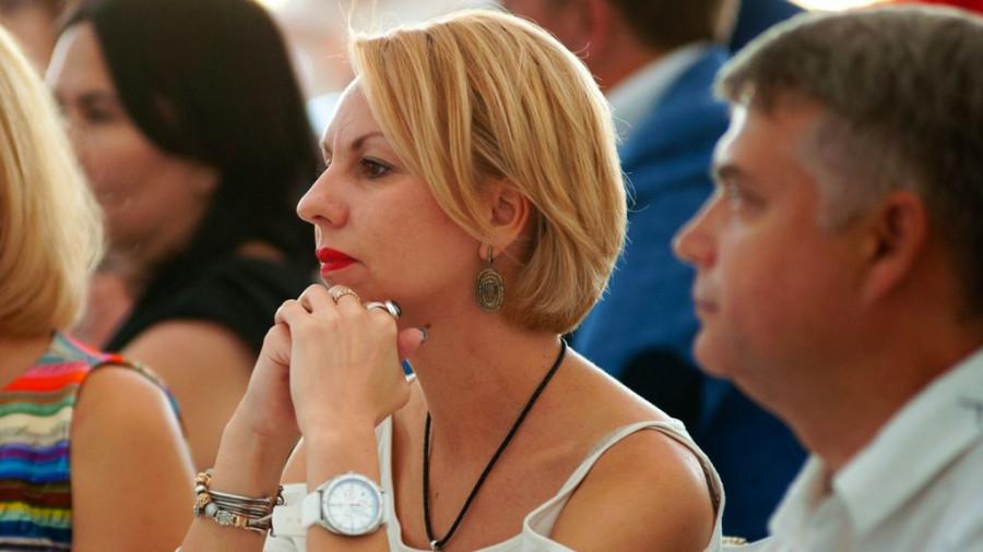 Елена Филипчук.