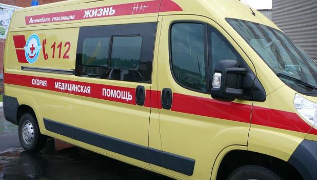 В Алтайский край поступил новый автомобиль скорой помощи