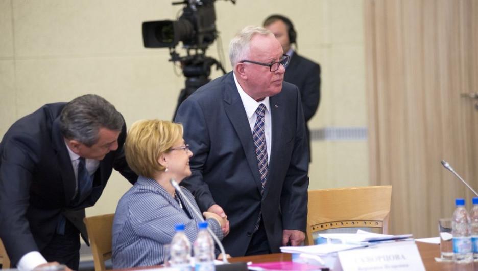 Экс-губернатор Алтая перешел работать в федеральную компанию